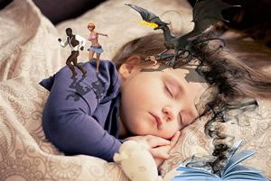 Albbträume bei Kindern