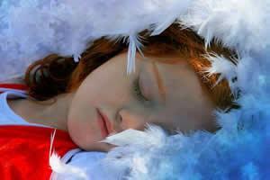 Im Winter mehr schlafen